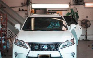 Lexis auto body repair
